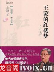 王蒙的红楼梦讲说有声小说打包下载