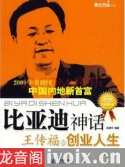 王传福传:比亚迪神话有声书